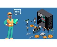 On-Demand Computer Technician Hiring App