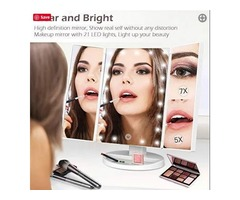 BESTOPE Makeup Mirror With Lights