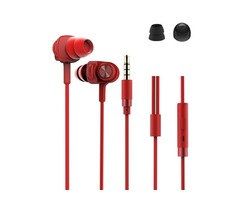 REMAX 900F Earphone Dynamic Driver 3.5mm Wired Control Gaming Stereo Earbuds Headphone with Mic