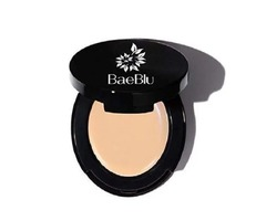 BaeBlu Organic Concealer, FULL Coverage Cover Up, 100% Natural, Made In USA, Bare Naked
