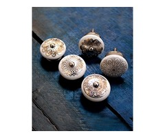 RUMANI CERAMIC CUPBOARD KNOBS