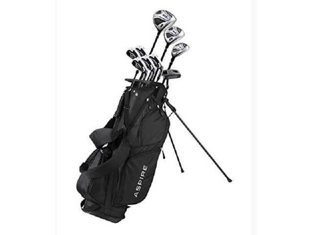 Aspire XD1 Men's Complete Golf Clubs Package Set | free-classifieds.co.uk