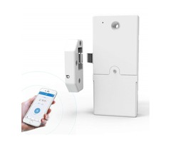 bluetooth Electronic Cabinet Drawer Door Lock Hidden Digital Auto Safety Home Security Locker