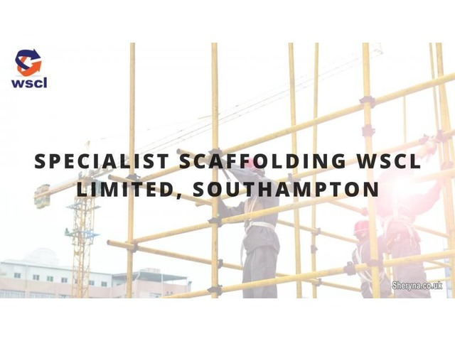 Specialist Scaffolding WSCL Limited, Southampton | free-classifieds.co.uk