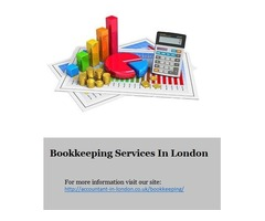 Get Bookkeeping Services In London For All Types Of Business