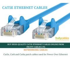 Buy Best Cat5e Ethernet Cables Online