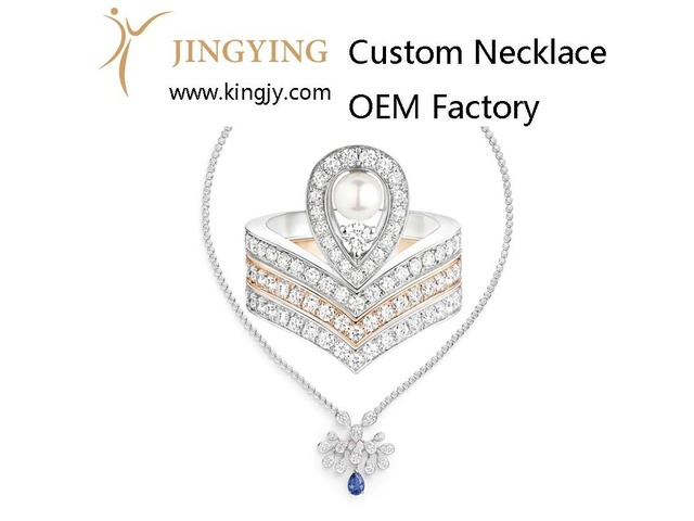 Custom design 925 sterling silver necklace supplier | free-classifieds.co.uk
