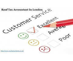 Rauf Tax Accountant In London Helps You In Accounting Services