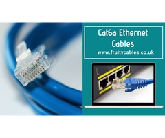 Buy Cat6a Ethernet Cables