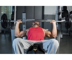 Bench Press- Verve Fitness