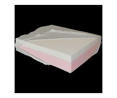 Shop Deluxe Memory Foam Mattress - Medium