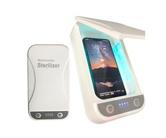 UV Shield Portable Smart Phone Anti-Bacterial Sanitizer