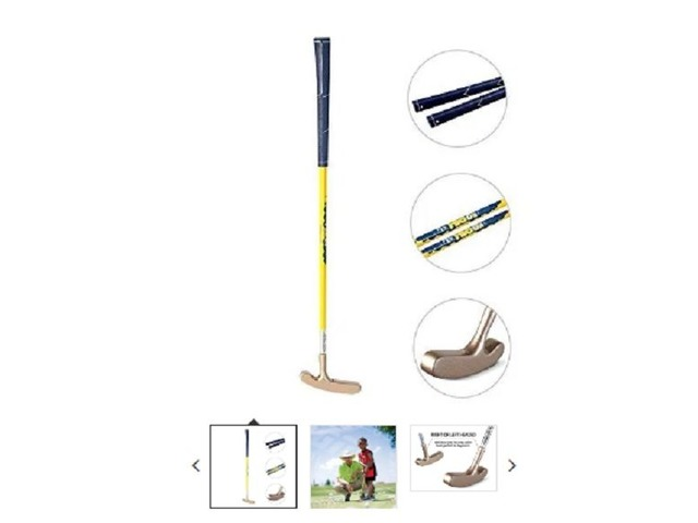 Acstar Two Way Junior Golf Putter Kids Putter Both Left and Right Handed Easily Use 3 Sizes for Ages   free-classifieds.co.uk