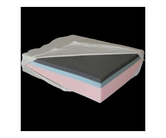 Shop Deluxe Memory Foam Mattress - Medium/Firm for Electric Bed