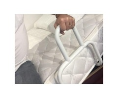 Easy to fit Grab handle for adjustable bed | Back Care Beds