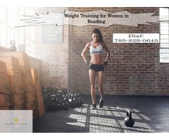 Get the best Weight Training for Women in Reading|Body Shaping Training