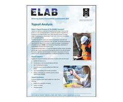 Logistics - Free Sample collection- ELAB