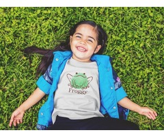 Tees for girls in organic cotton | free-classifieds.co.uk