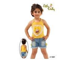 kids jeans and shorts