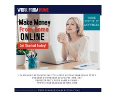 Working Online Is The New Norm!