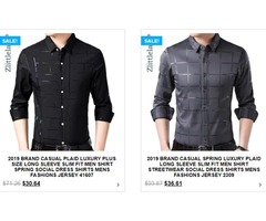 Men Fashion Shirts
