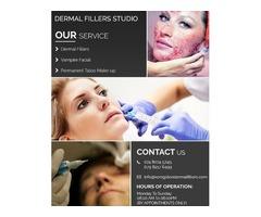 Permanent Tatoo Make-up London | Dermal Fillers Studio