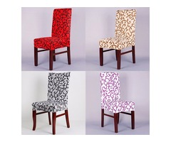 Honana WX-912 Elegant Spandex Elastic Stretch Chair Seat Cover Computer Dining Room Wedding Decor