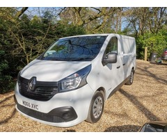 Renault Trafic 1.6 dCi 27 Business+ SWB Standard Roof EU6 5dr, 42k, 1 YEAR MOT, JUST SERVICED