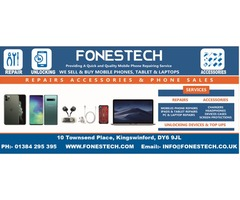 Fonestech the Best iPhone, Mobile, Computre Screen Repair in  Kingswinford