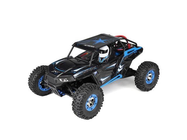 WLtoys 12428-B 1/12 2.4G 4WD RC Car Electric 50KM/h High Speed Off-Road Truck Toys | free-classifieds.co.uk