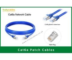 Buy Online Cat6a Patch Cables