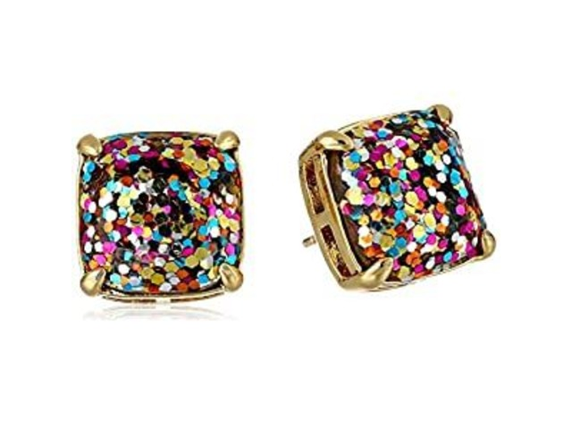 Kate Spade New York Small Square Stud Earrings | free-classifieds.co.uk