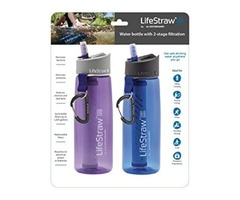 LifeStraw Go 2-Stage Water Filter Bottle Replacement Filters, For Hiking, Camping, Travel, And More | free-classifieds.co.uk
