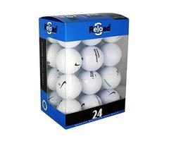 Nike Mix Golf Balls – Top Styles! 24 Near Mint Quality Used Golf Balls