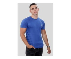 Fashioni Capture T-Shirts Blue