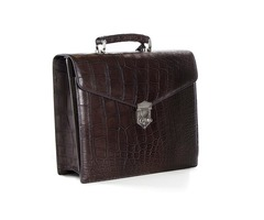 ROYAL CROCODILE BRIEFCASE DOUBLE- ROYAL ANVIL | free-classifieds.co.uk
