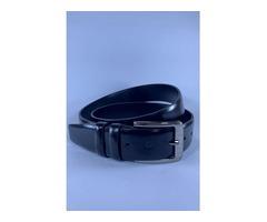 Fashioni Men's Belt Black DAX