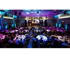 How event companies offer more modern and upbeat events?