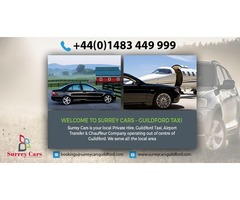Camberley Airport Taxis