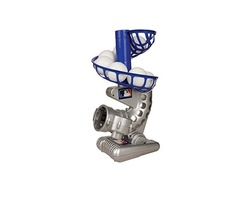 Franklin Sports MLB Electronic Baseball Pitching Machine – Height Adjustable