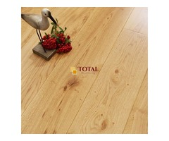 Engineered Oak Matt Lacquered invisible Finish  | Total Wood Flooring