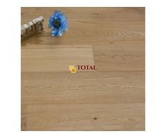 Engineered Oak Click Brushed Matt Lacquered   Total Wood Flooring
