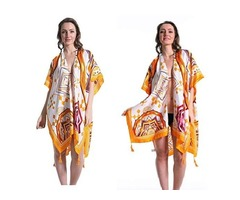Womens Fashion Beach Cover