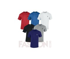 Fashioni Capture Multi-pack 6 Summer Tees