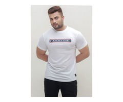 Fashioni T-Shirt White Lax
