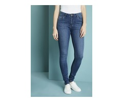 DL1961 Women's Chrissy Ultra High Rise Skinny Jeans