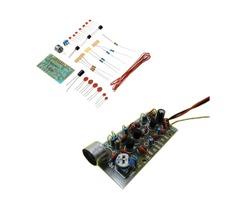 DIY 3-Tube Wireless Microphone Kit Wireless Microphone Module Electronic Manufacture Kit