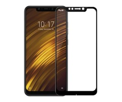 NILLKIN CP+3D Full Coverage Anti-explosion Tempered Glass Screen Protector for Xiaomi Pocophone F1