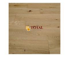 Engineered Oak Brushed Matt Lacquered   Total Wood Flooring