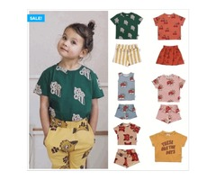 ENKELIBB BABY BOYS T SHIRT TODDLER GIRLS TOPS FOR SUMMER CHERRY PATTERN T SHIRT KIDS CHILDREN FASHIO | free-classifieds.co.uk